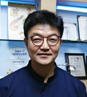 김해은 한사랑의원 원장 (도봉구의사회 부회장)