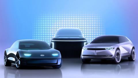 현대자동차 전기차 전용 브랜드 아이오닉 론칭 페로타임즈 Ferrotimes